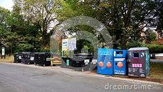 community-recycle-area-preston-park-brighton-sussex-england
