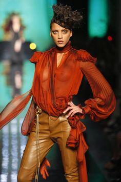 John Paul Gaultier Couture FW 07-08
