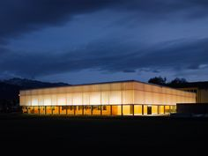 müller verdan architekten / müller verdan architekten / Dreifach-Sporthalle Gotthelf, Thun / sonstige Bauten