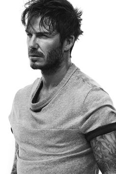David Beckham's New HM Collection Is Here Not a great fan, but the photos are cool