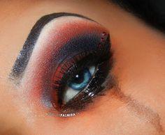 ! Beauty Palmira: Horror Looks | Saras Challenge