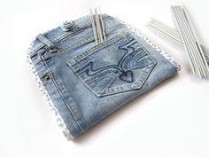 Strikkepinnemappe - Jeans please Pants, Fashion, Trouser Pants, Moda, Fashion Styles, Women's Pants, Women Pants, Fashion Illustrations, Trousers