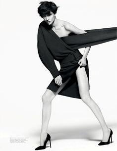 cool Intermission Magazine # 7 | Editorial de Moda Primavera 2013 | Janice Alida