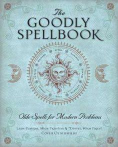 The Goodly Spell Book is not your average mystical tome. It is a thorough and definitive guide to spells including Geomancy, Elemental Scrying, Mystic Dance and Drumming, and Kitchen Witchery.                                                                                                                                                     More