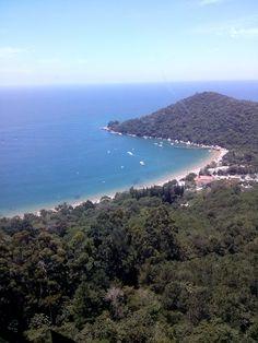 Praia de Laranjeiras / Balneário Camboriú - Santa Catarina