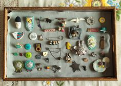0920︰brooch collection by EOS 650D