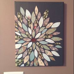Pinterest Art Projects | ... for projects my latest pinterest inspired art project the original
