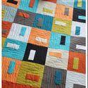 Zen Chic Quilt Along - Puzzle Box Quilt