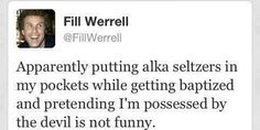 Will Ferrel tweets