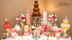 Candy fountain - Google Search