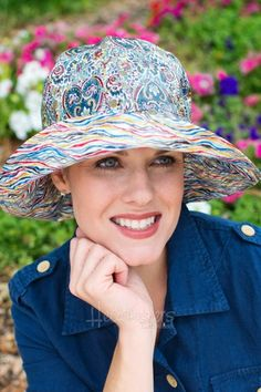 rain hats for women with hair loss