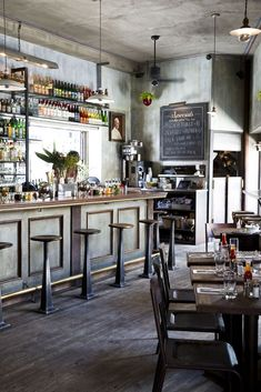 Five Leaves - Brooklyn, NY | This chill Greenpoint bistro offers New American fare with an Aussie accent & brunch options.
