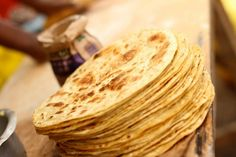 Kenyan chapatis • Popular across East Africa and much-loved by guests to A Rocha Kenya's field study centre, here's a recipe for a Kenyan staple • Contributed by Thomas Nzai, Kenya / Sarah Young, UK