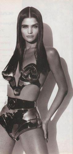 girlscandobetter: Helena Christenen by Herb Ritts 1991