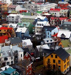 arpeggia:  Reykjavik, Iceland Photo by Gavin