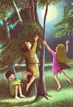 The Daily Glean: Children's books guides; art by Maurice Sendak