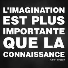 Eng.Imagination is more important than knowledge
