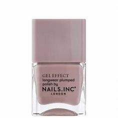 nails inc. - Gel Effect Nail Polish Porchester Square for Women White Acrylic Nails, Pastel Nails, Red Nails, Medical Benefits Of Cannabis, Lampe Uv, Short Gel Nails, Gelatine, Nail Polish, Manicure At Home