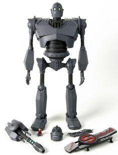 Iron Giant Figure