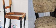 Claves para retapizar una silla clásica