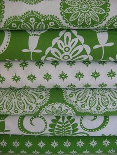 Fabric:  Pillow & Maxfield, Festive Holiday, Grass in FAT QUARTERS 6 Total     100% Cotton