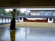 Dojo, Archery, Martial Arts, Japan, Image, Pretty, Photos, House, Arch