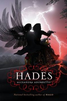 Hades (halo trilogy #2) Bethany Church is an angel sent to Earth to keep dark forces at bay. Falling in love was never part of her mission, but the bond between Beth and her mortal boyfriend, Xavier Woods, is undeniably strong. But even Xavier's love, and the care of her archangel siblings, Gabriel and Ivy, can't keep Beth from being tricked into a motorcycle ride that ends up in Hell. There, the demon Jake Thorn bargains for Beth's release back to Earth. But what he asks of her will destroy…