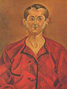 Joan Miro  - Self Portrait