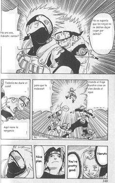 Naruto manga capitulos 5 en Español Página 18