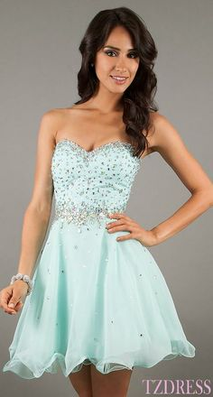 blue homecoming dresses