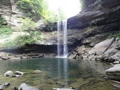 3) Savage Falls - Monteagle
