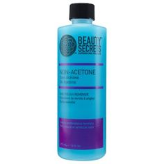 Beauty Secrets Non-Acetone Nail Polish Remover