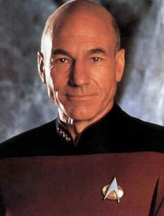 Captain Piccard [Star Trek] is easy to misidentify because he acts so proper like a Type 1, but he is a 4 who integrates into a healthy 1, and always retains his healthy Fourness. Jean Luc has a heart, but manages with his brain. He is compassionate and creative but also shy and reclusive (he retreats to his chambers to think). He is professional and performs his duties in a balanced way- healthy 4s can do that! He was wild when he was younger. His relationship with Riker is a 4-6 teamup.