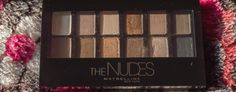 Maybelline New York - THE NUDES Eye Shadow Palette