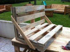 Fabrication de l'assise
