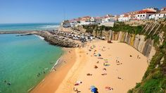 Ericeira, Portugal is one of The 23 Most Quaint Small Towns You Must Visit Before People Find Out About Them according to San Francisco Globe - June 2014 Ericeira Portugal, Best Beaches In Europe, Quick Weekend Getaways, Travel Wallpaper, Beach Town, Ocean Beach, Adventure Awaits, Countries Of The World, Places Around The World