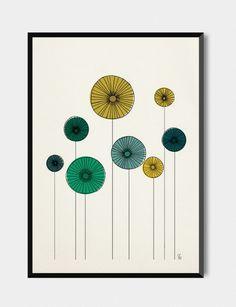 Stine Griebel | Blossom A3