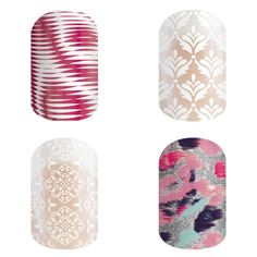 Spring/Summer 2016 Jamberry Nail Wraps, Spring Summer 2016, Design