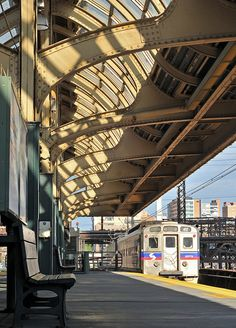 SEPTA platform, 30th Street Station, Philadelphia by robmcrorie, via Flickr - worked at the station for 9 years!