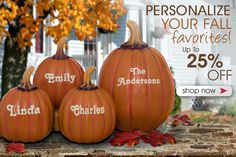PMall is having their Fall Favorites Sale! You can save up to 25% off all their beautiful Fall decor and gifts! #Fall #Sale
