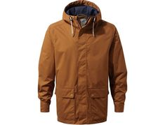 Make light work of heavy weather in this classic outdoor waterproof jacket with cotton and taffeta lining The smart grown-on hood provides extra Wet Weather, How To Make Light, Hiking Gear, Outdoor Outfit, Hand Warmers, Looks Great, Rain Jacket, Windbreaker, Raincoat