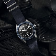4e3e1abf7ff Discover the Black Bay diving watch featuring luminescent markers and a  selection of superbly crafted bracelets on the Official TUDOR Website
