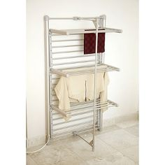 Dry-Soon 3-Tier Heated Tower Airer £93