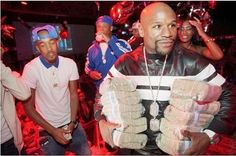 """Mayweather was ranked by ESPN as the greatest boxer of the last 25 years. He is also picked as BoxRecs number one fighter of all time as well as the greatest welterweight of all time.    At a speech presented by Floyd Mayweather in a press conference leading to his visit to Nigeria this June he said:    """"Firstly I will like to say thank you all for this opportunity to be here. Africa is our motherland and Nigeria our root.  We decided to visit Africa and Nigeria first to support our brother…"""