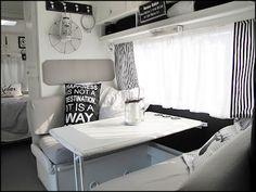 Home Sweet Motorhome: Aktuelle Bilder So many great Ideas for a Vintage Camper Remodel…..