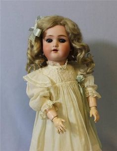 german antique daisy doll - Google Search