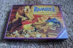 Boardgame Ramses 2 - Egiptul Antic