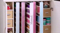 INSPIRA STUDIO™ by ClosetMaid® Thread Cabinet