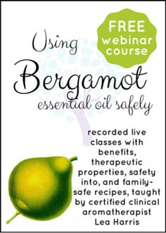 FREE Essential Oil Classes | Using Essential Oils Safely