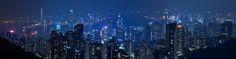 High resolution photo of the Hong Kong Skyline photographed by Juerg Kaufmann High Resolution Photos, Zurich, Nightlife, Hong Kong, New York Skyline, Asia, Landscape, City, Outdoor